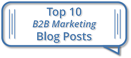 B2B Marketing blog
