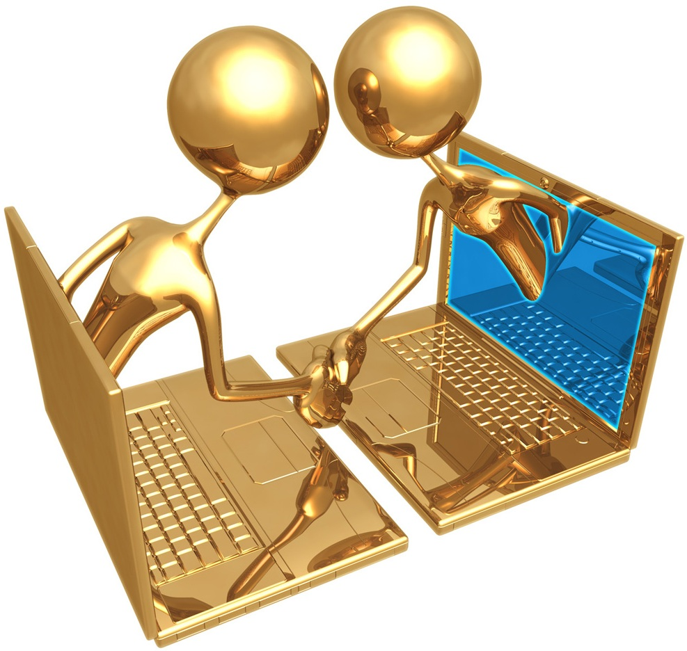 social networking 1 Introduction a social network is an online community of people who use a website or app to communicate with each other by sharing comments, images, videos, resources.
