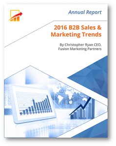 Marketing and Sales Trends