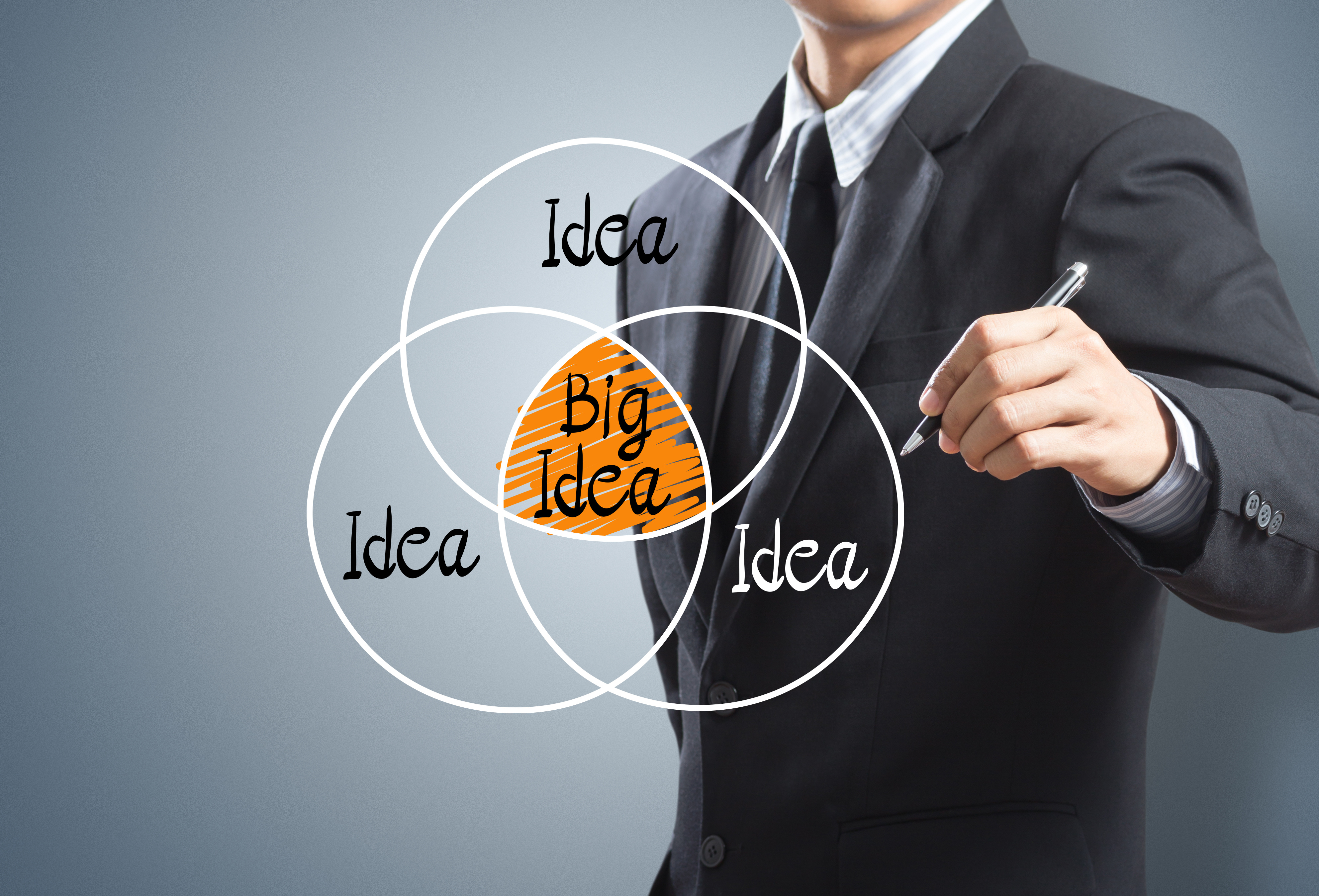 Your Brand Promise - Why You Need a Big Idea! - B2B Marketing Blog