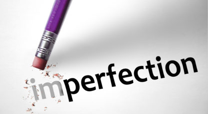 Imperfection is perfection in B2B content marketing