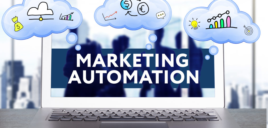 Marketing automation technology
