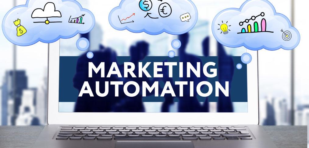 Marketing automation technology