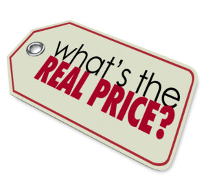 Real Cost of Salesperson
